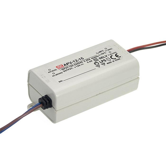 APC-12-700 12W 700mA 9...18VDC Konstantstrom LED Netzteil