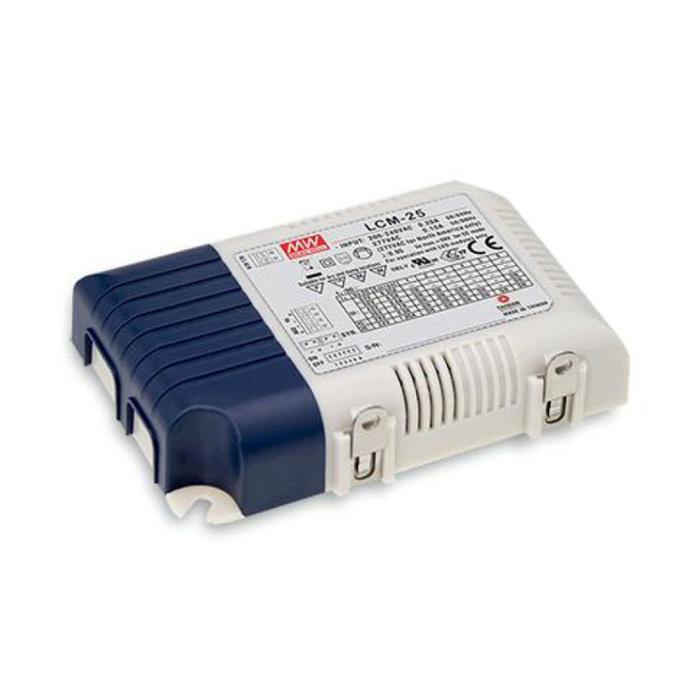 LED Netzteil dimmbar 0-10V / PWM ; MeanWell, LCM-25 ; Konstantstrom