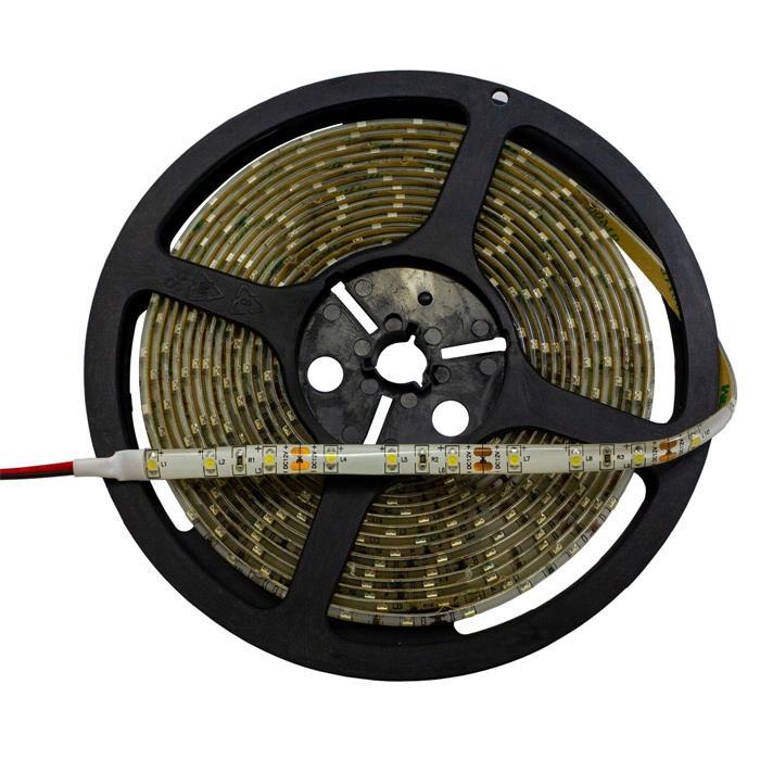5m (500cm) LED Streifen Band Leiste 24V IP65 300LEDs 60LED/m SMD2835