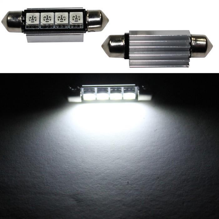 LED Soffitte 42mm C10W 6500K Canbus Innenraum- und Deko-Beleuchtung