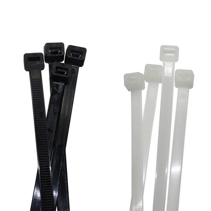100x Kabelbinder 400 x 7,2mm ; Industriequalität