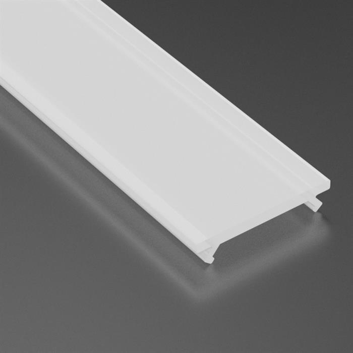 LED-PROFILI-IN-ALLUMINIO-COPERCHI-clip-anellini-ALLUMINIO-ROTAIA miniatura 21