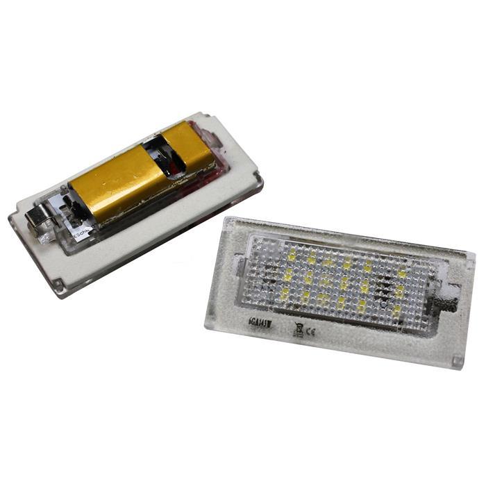 Kennzeichenbeleuchtung LED passend für Mini Cooper R50 R52 R53