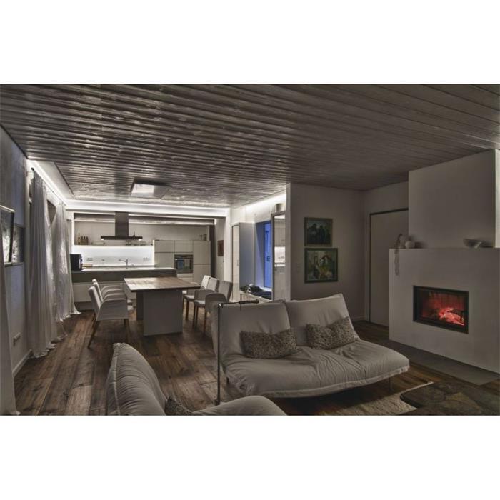 2m led profile f r trockenbau putz fliesen rigips gipskarton abdeckung cover ebay. Black Bedroom Furniture Sets. Home Design Ideas