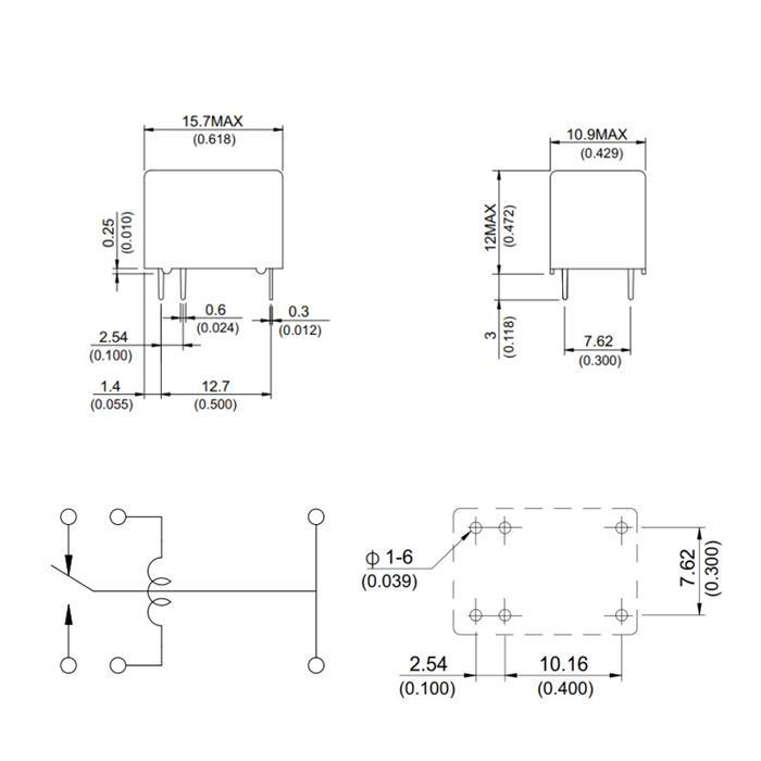 Song Chuan Relays Wiring Schematic on
