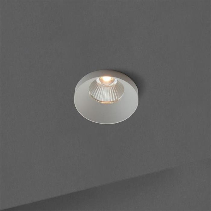 LED Deckenlampe OWi 9W 2700K / 3000K - Weiß