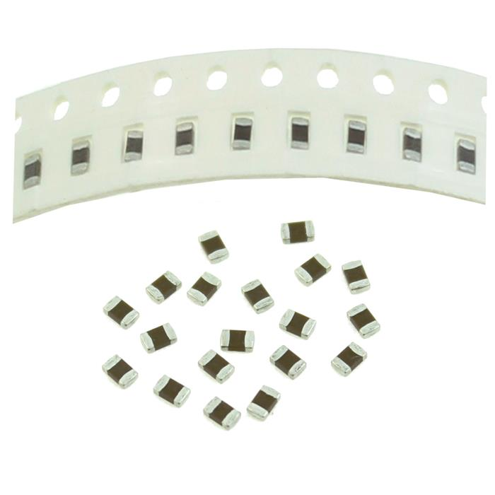 SMD condensador 3,3nf 50v; c0g; 0603 ; 3300pf 500x
