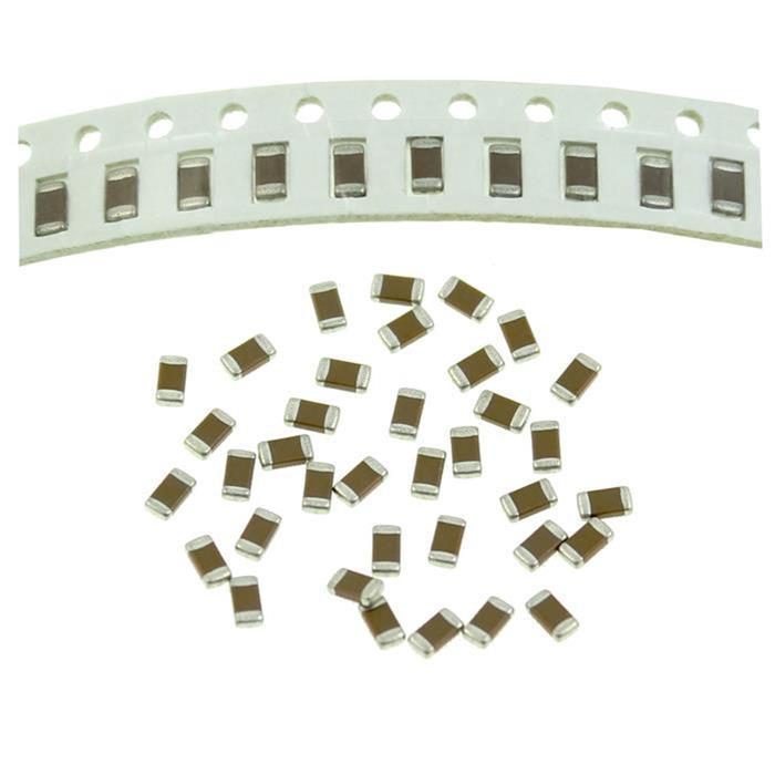 SMD Kondensator 6,8nF 50V ; Y5P ; 1206 (500x) ; UMK316B682KQT ; 6800pF