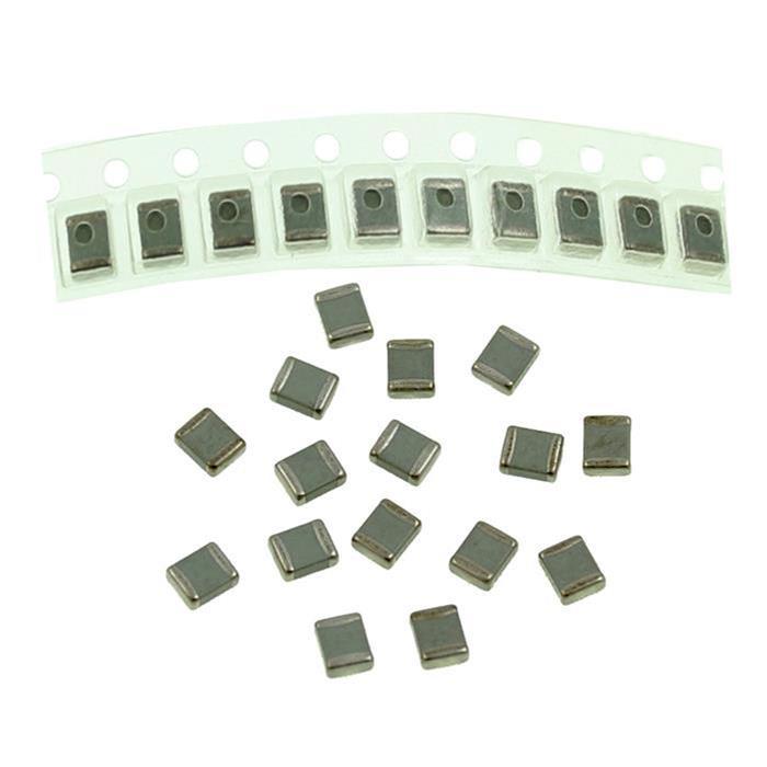 250x SMD Kondensator 2700pF 50V 1210 NP0 / C0G AVX 1210A272JA810A 2,7nF