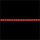 0,3m (30cm) LED Streifen Band Leiste 12V Rot IP65 18LEDs 60LED/m SMD3528