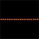 0,3m (30cm) LED Streifen Band Leiste 12V Gelb IP65 18LEDs 60LED/m SMD3528