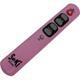 Universal Fernbedienung SeKi Slim Pink Lernfähig für Senioren + Kinder