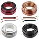 Lautsprecherkabel 10m - 2x4mm² - 100% CCA Kupfer ; Audiokabel