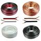 Lautsprecherkabel 25m - 2x4mm² - 100% CCA Kupfer ; Audiokabel