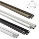 LED Aluminium Profil 1m 23mm 90° Eckprofil (Typ C) Alu Schiene für LED Streifen